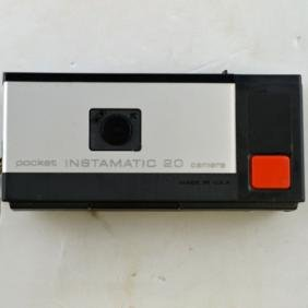Kodak Pocket Instamatic 20 Camera