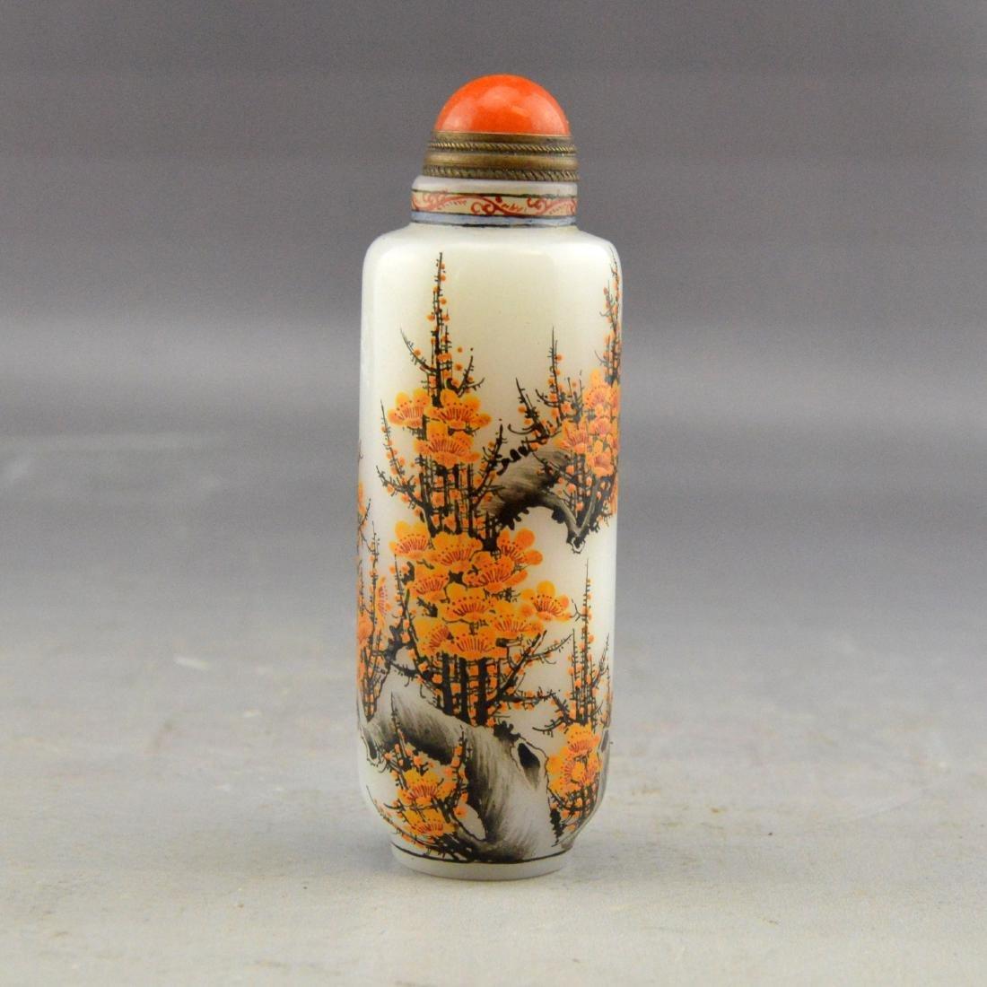 Liuli Snuff Bottle - 2