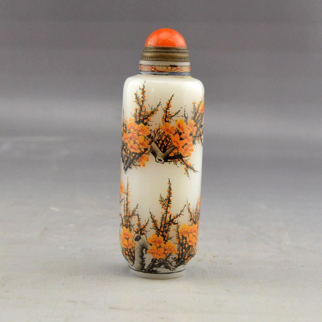 Liuli Snuff Bottle - 3