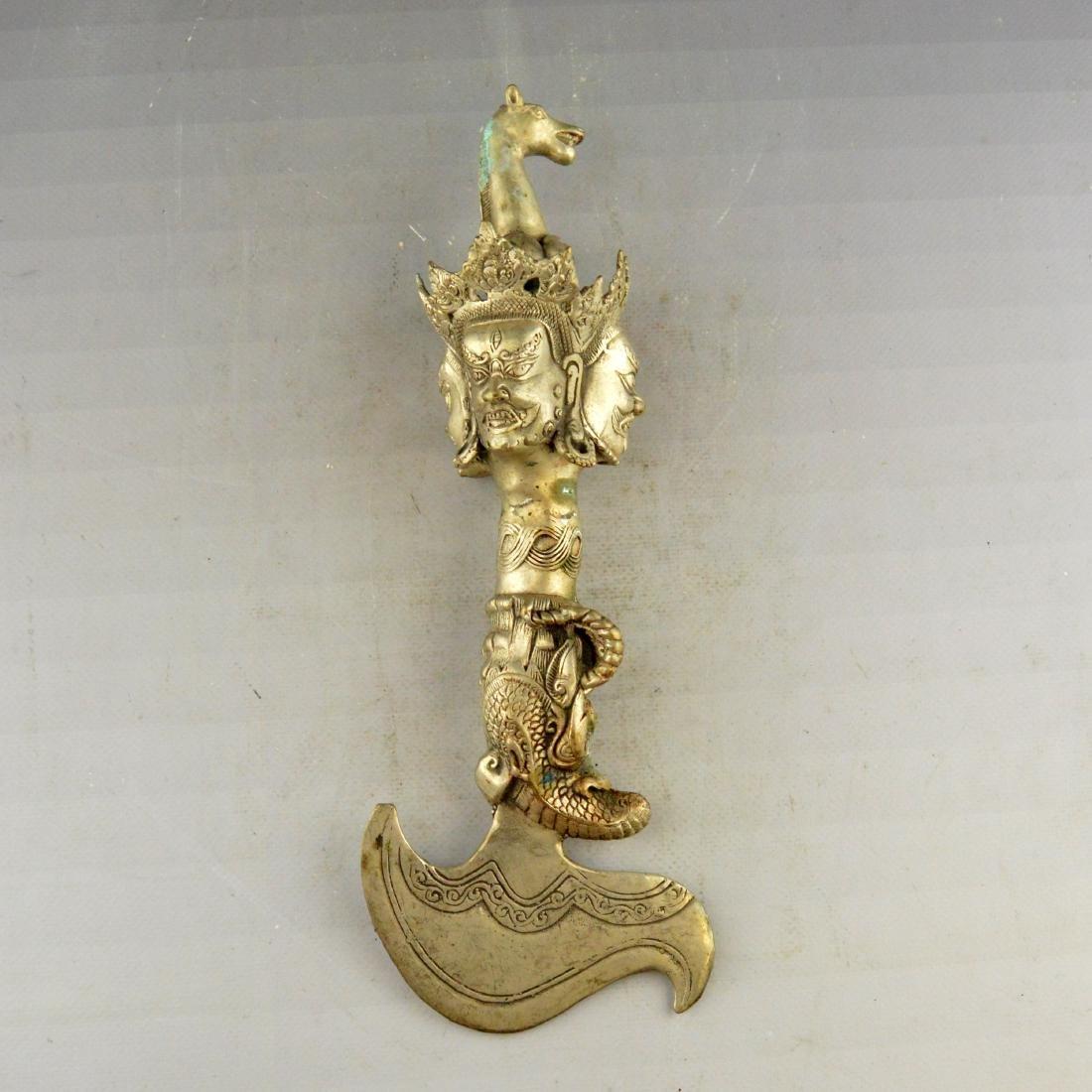 Bronze Hayagriva?Tool