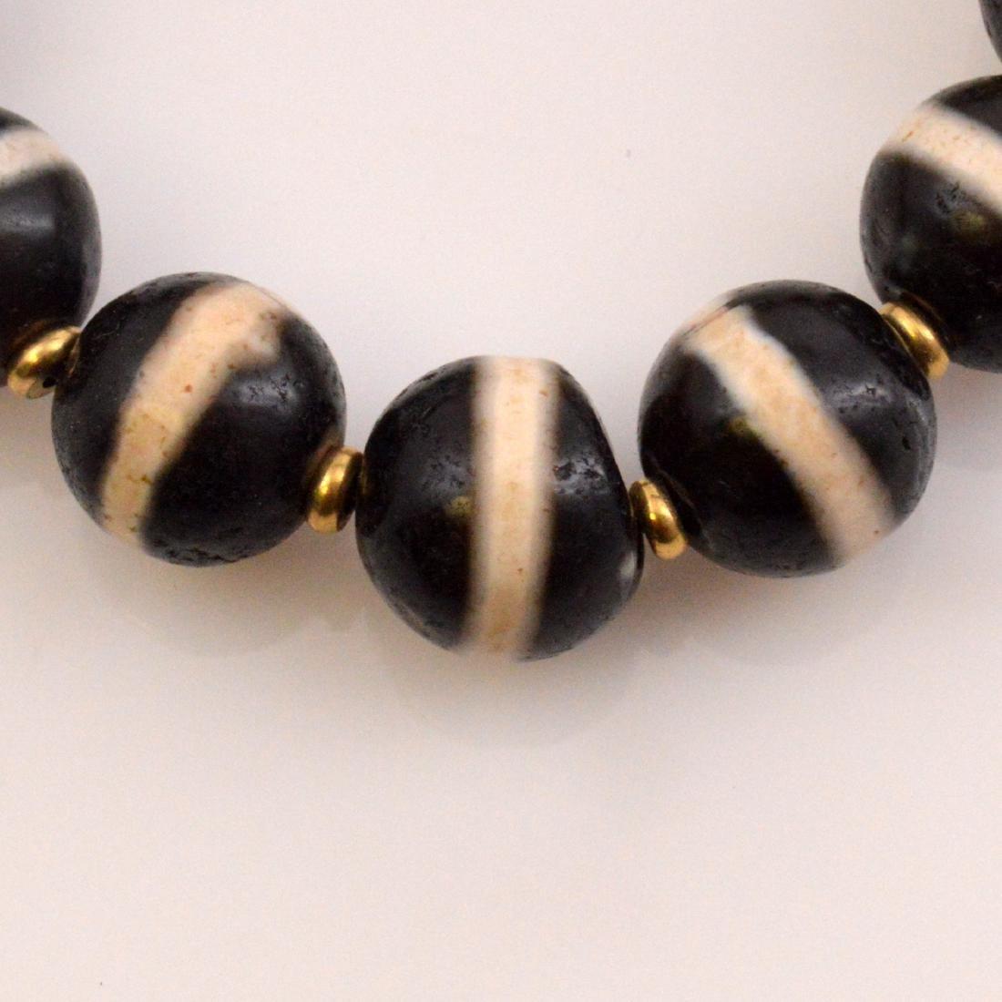 Old Medicine Bead Bracelet - 2