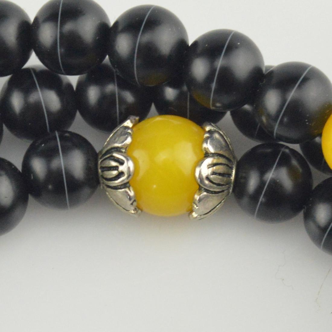 Medicine Buddha necklace - 4