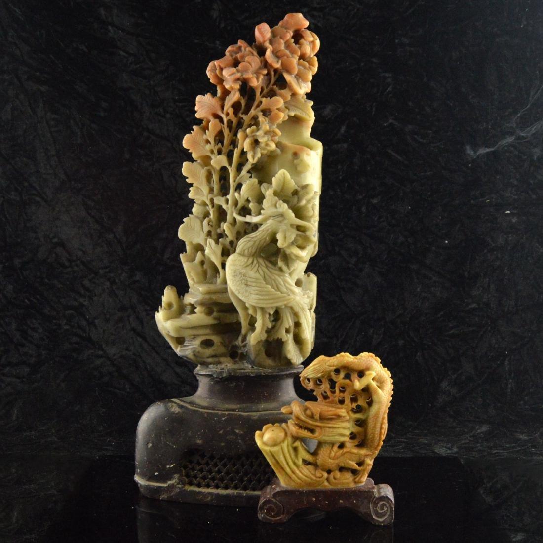 Qingtian Stone Statues