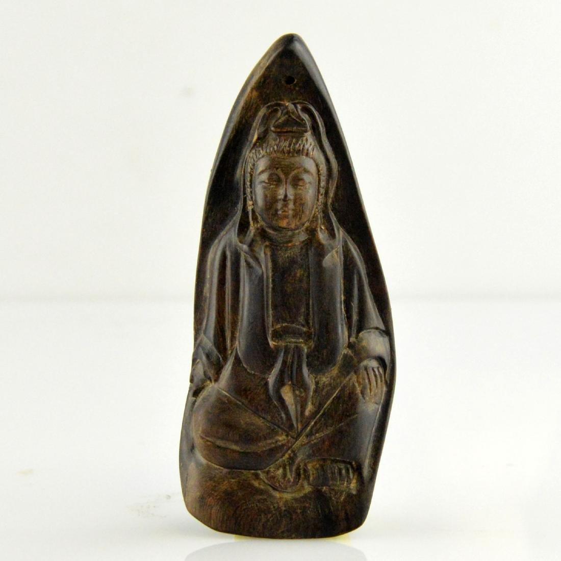 Natural Incense Wood Pendant