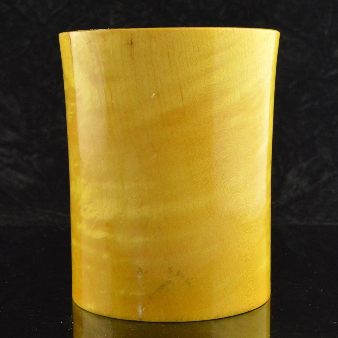 Penholder & Cloisonne Vase Pair - 4