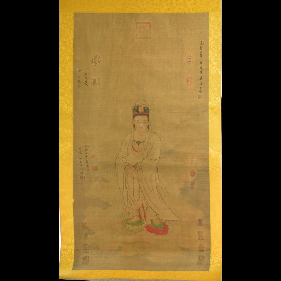 Guan Yin Scroll