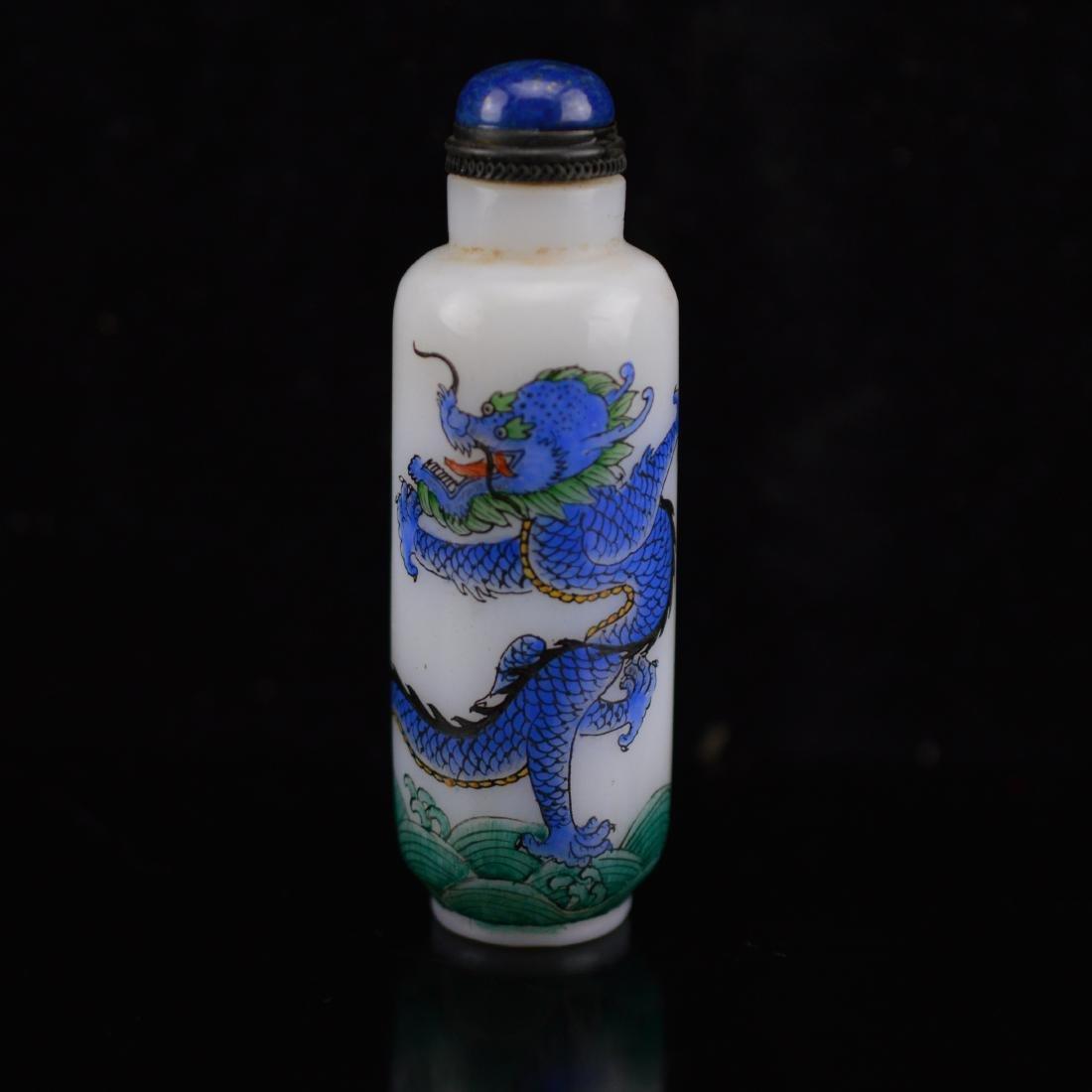 Liuli snuff bottle