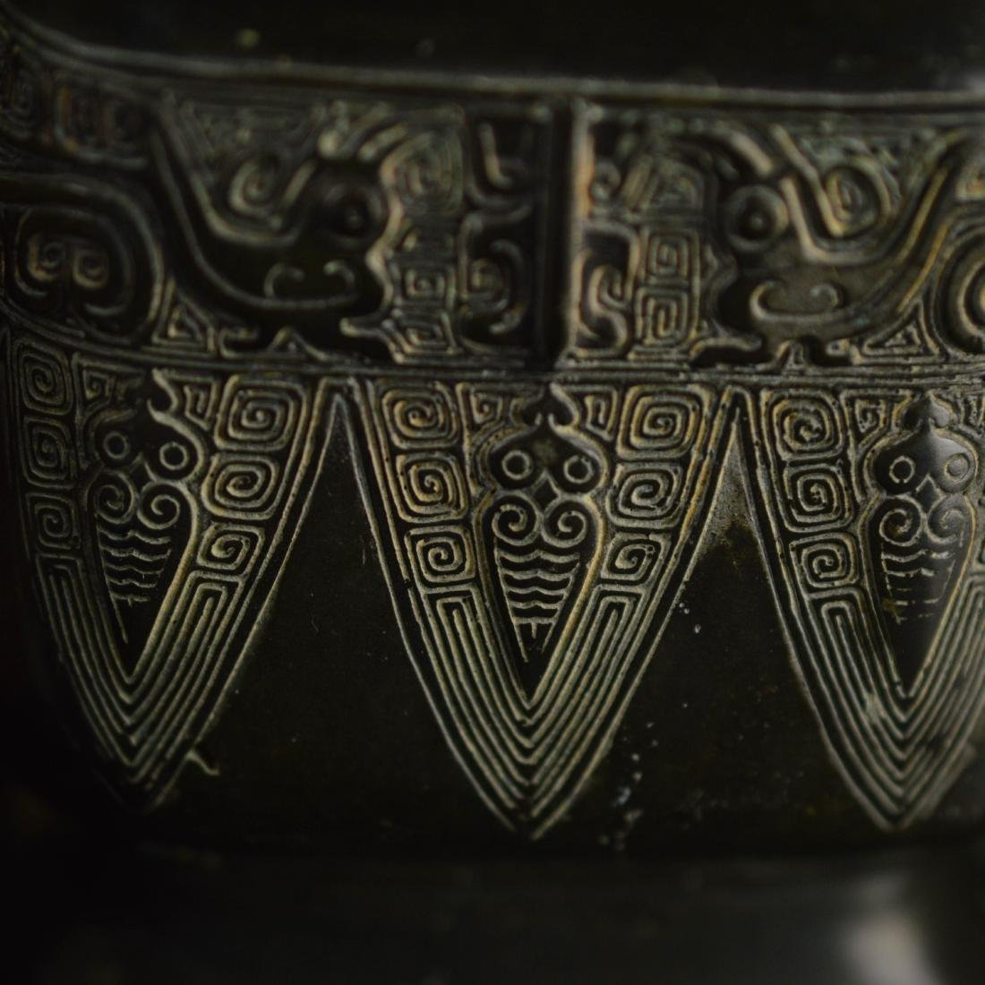 Five metal and bronze objects - 3