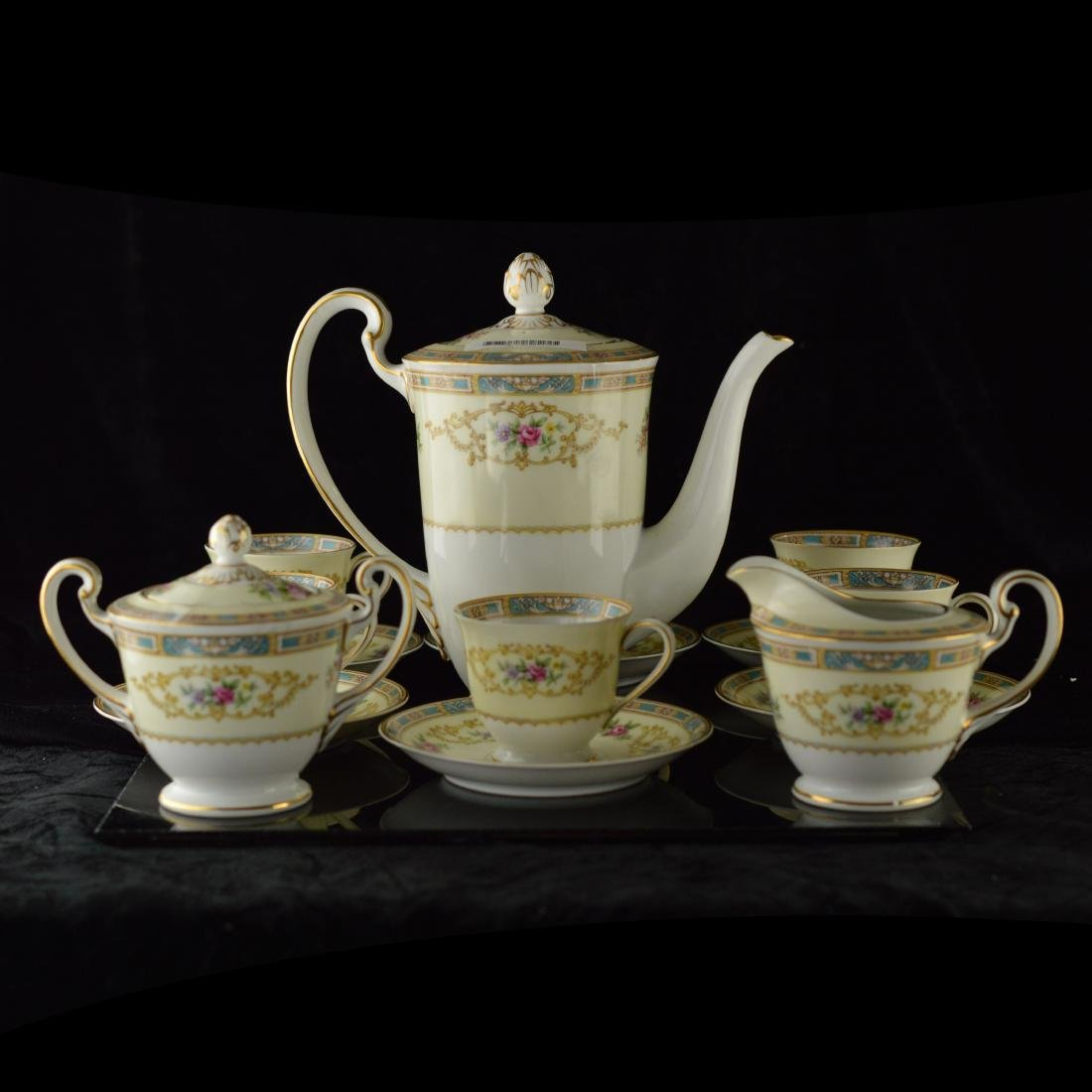 14 pcs Tea Set