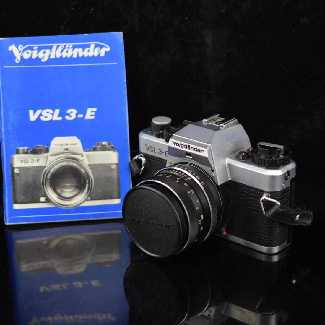 Voigtlander VSL 3-E camera