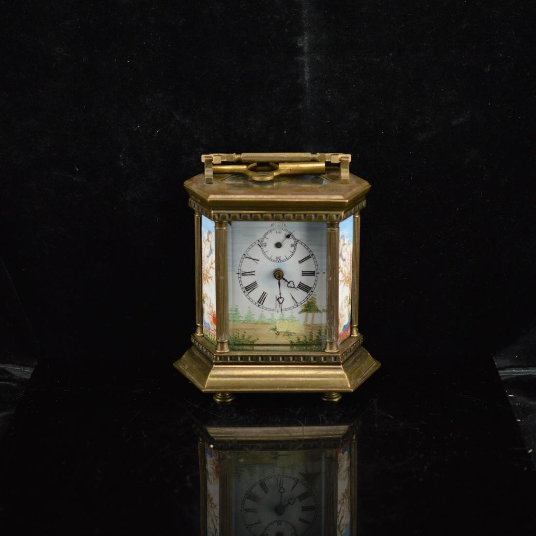 Clockwork Tabletop clock