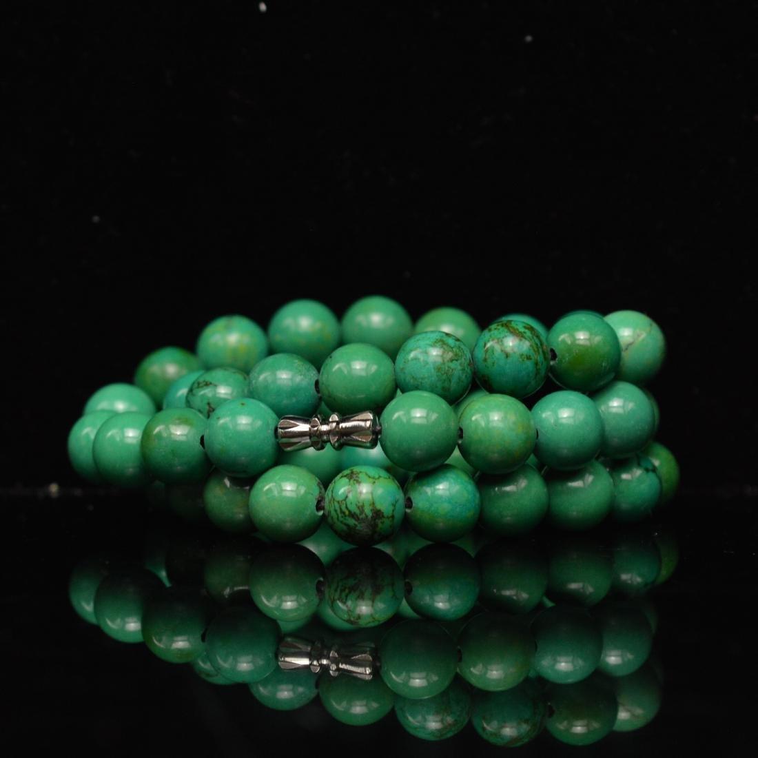 Turquiose necklace