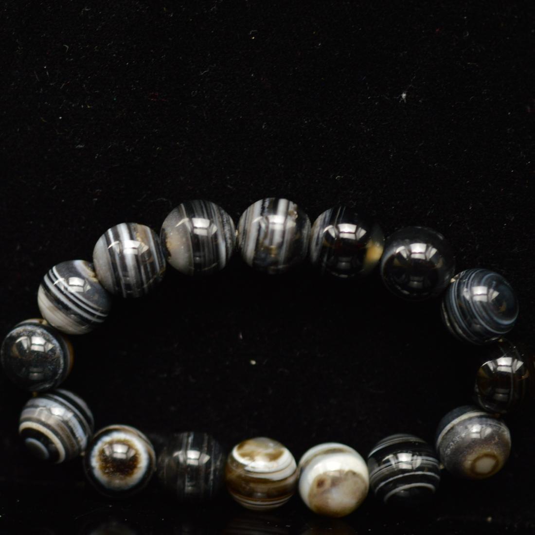 Agate bracelet - 2