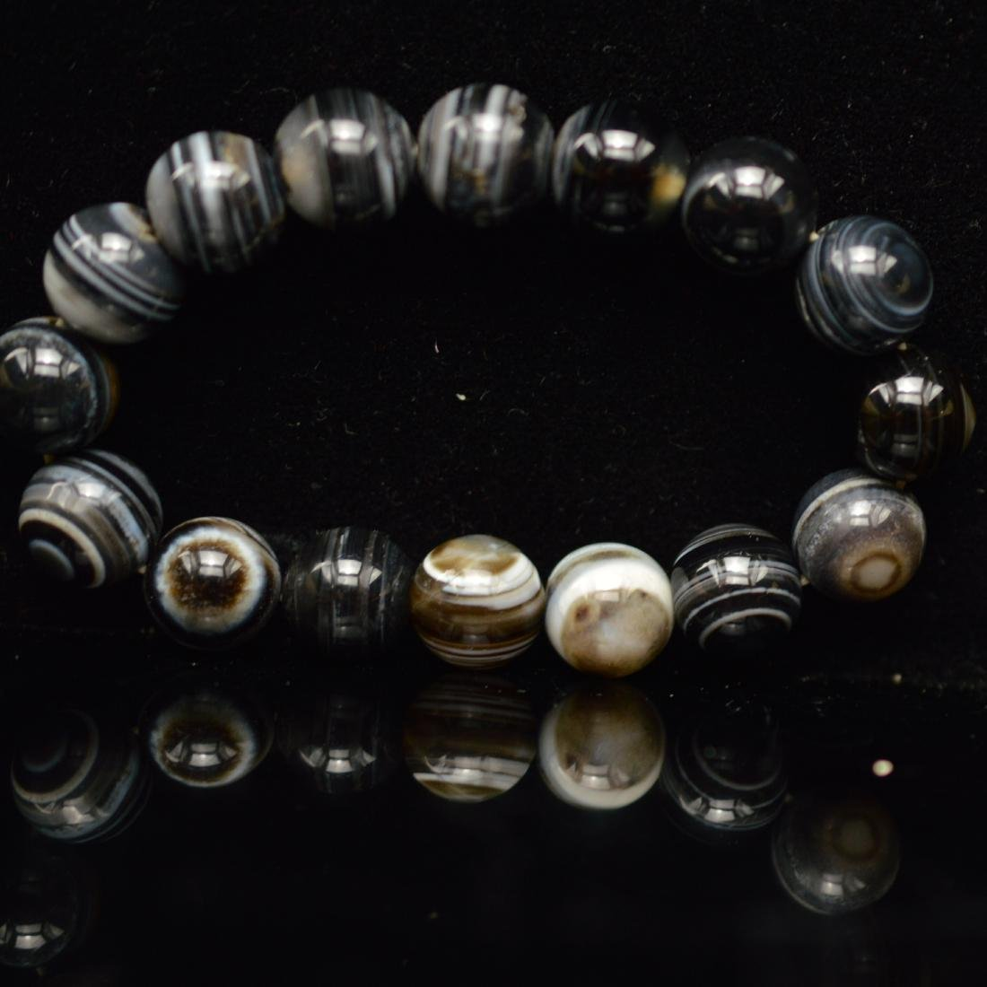 Agate bracelet - 3