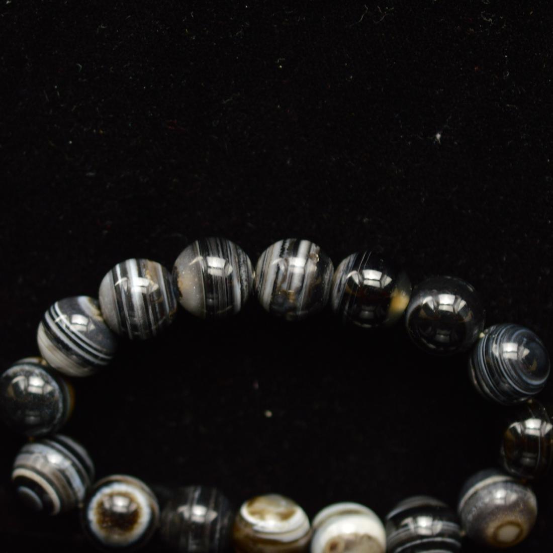 Agate bracelet - 4