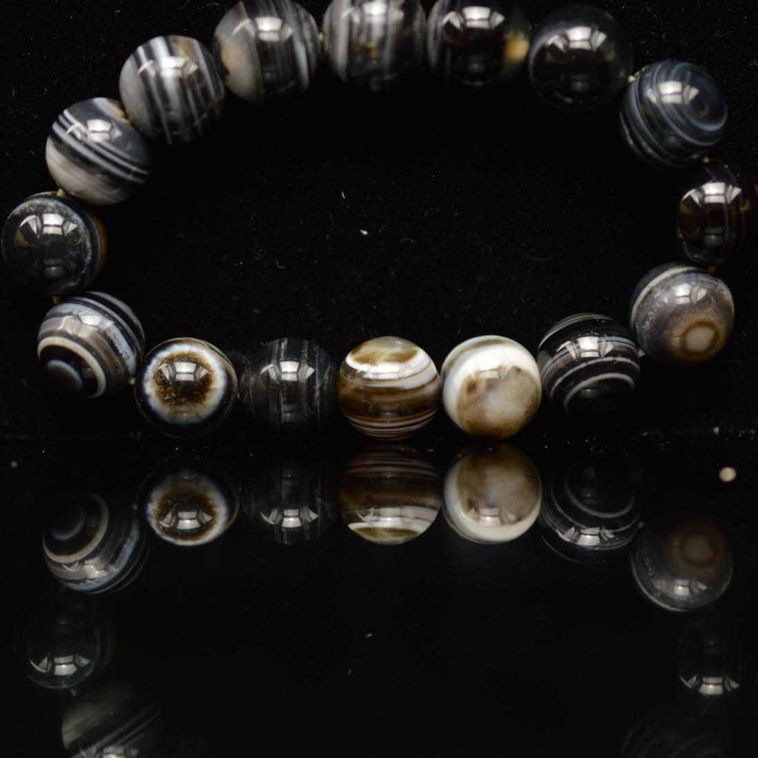 Agate bracelet - 5