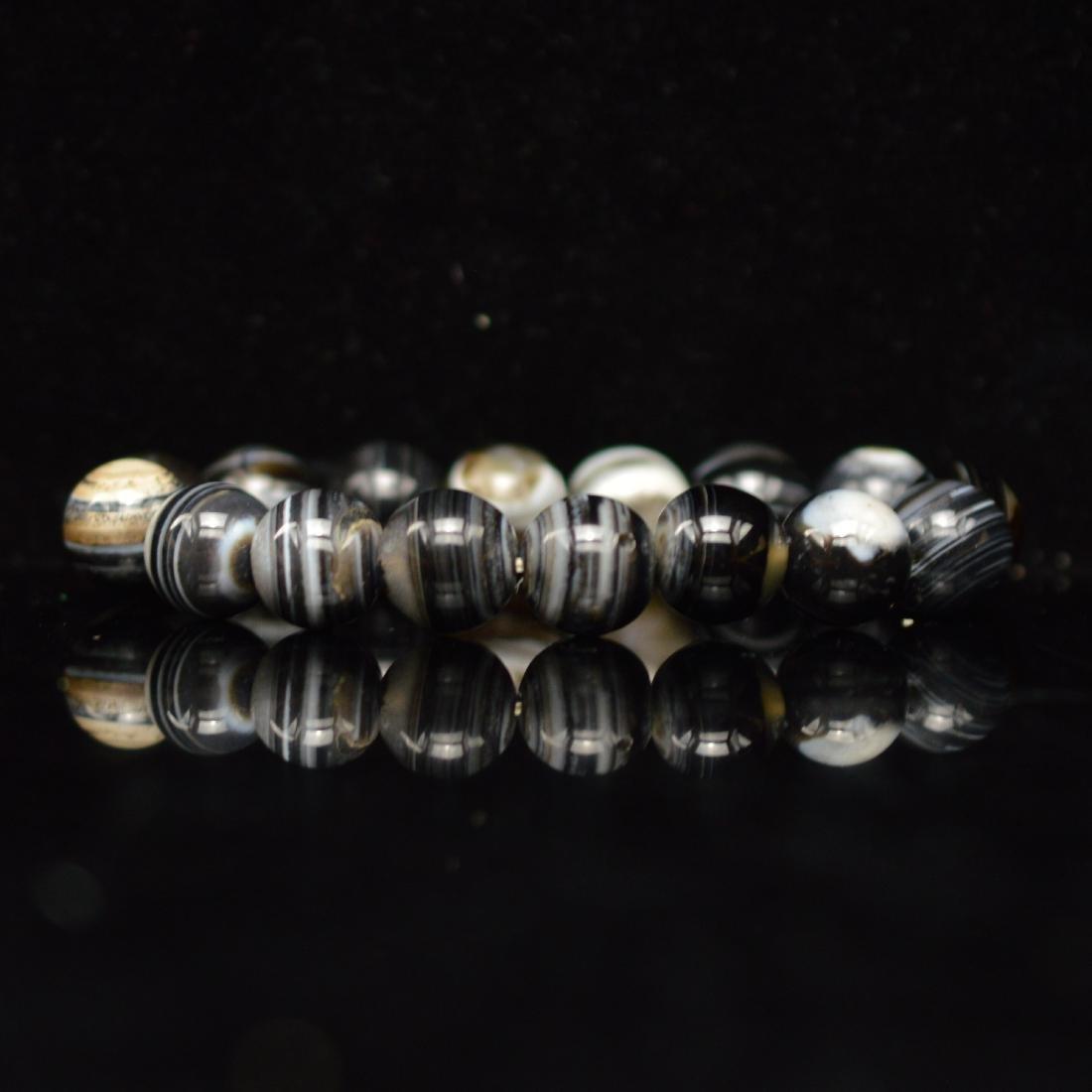 Agate bracelet - 6