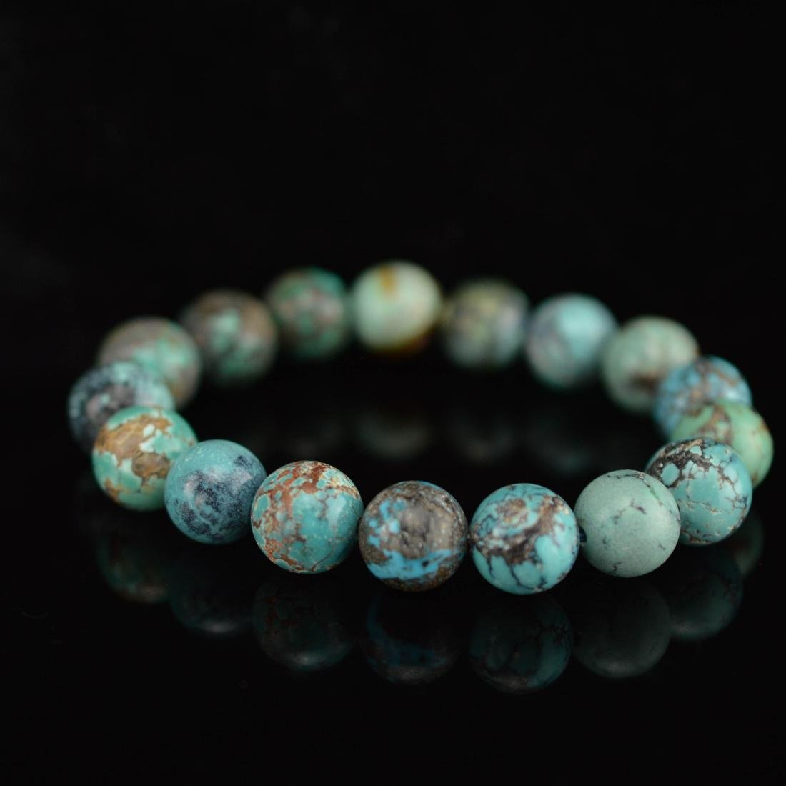 Natural Turquoise bracelet