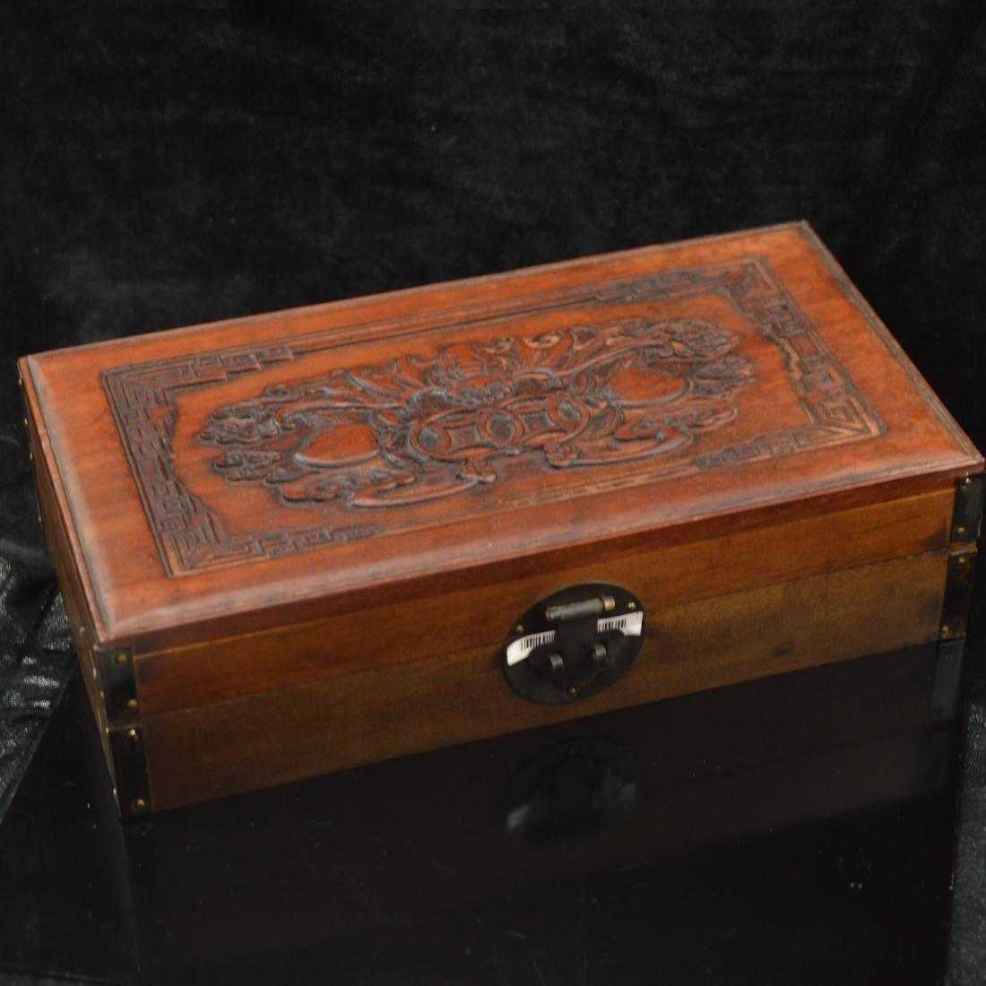 Hardwood Jewlry box