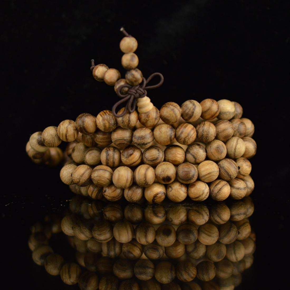 ChenXiang beads necklace