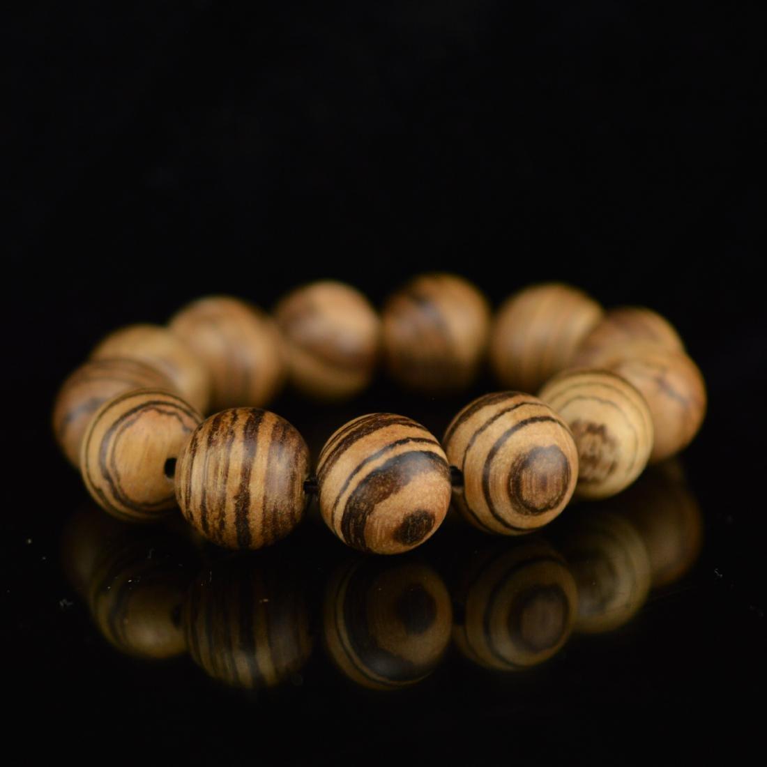 ChenXiang beads bracelet