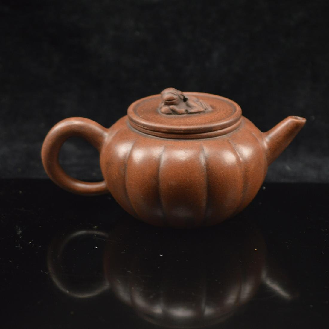 Gong Ju Marked Zisha teapot