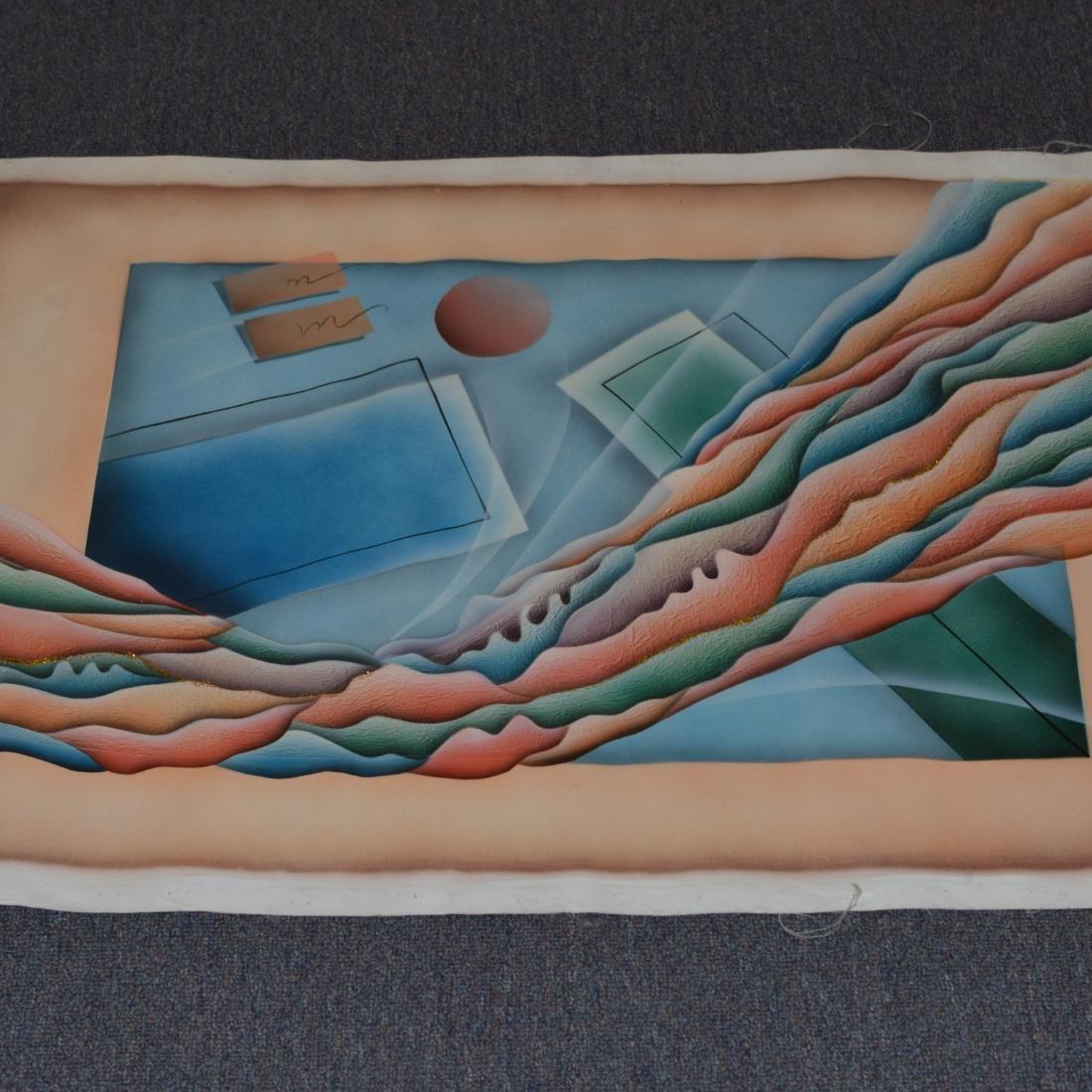 Décor oil painting