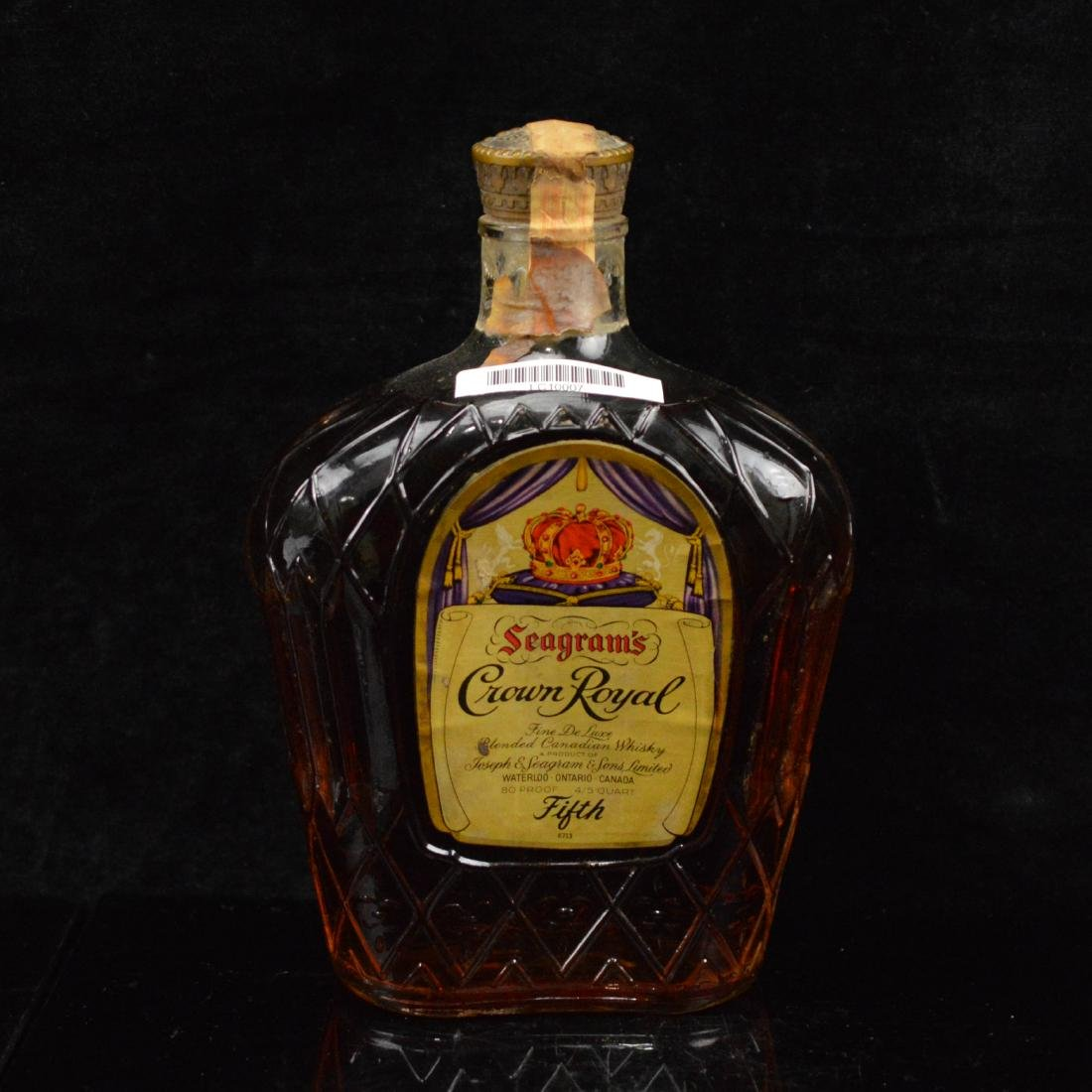 1965 Crown Royal Whisky