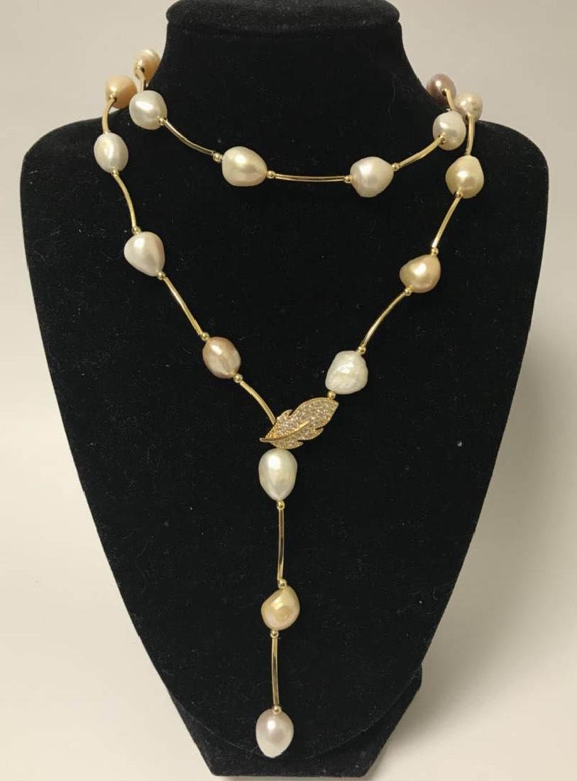 Set of YiXing Pearl necklace