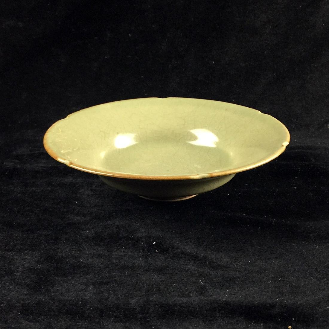 LongQuan Porcelain plate