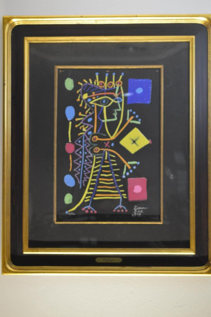 Limited Edition Pablo Picasso Lithograph