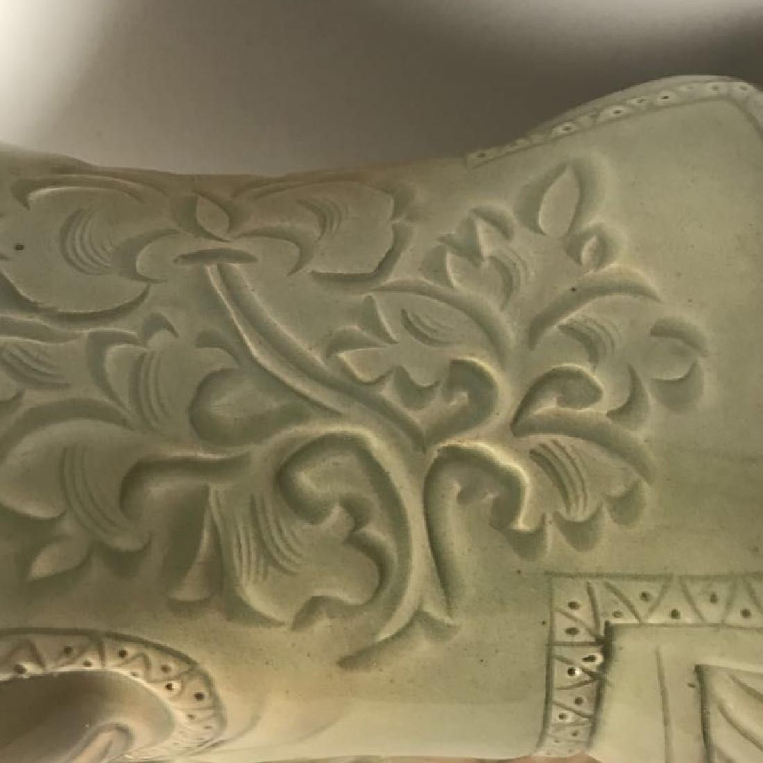 Porcelain Pillow - 2