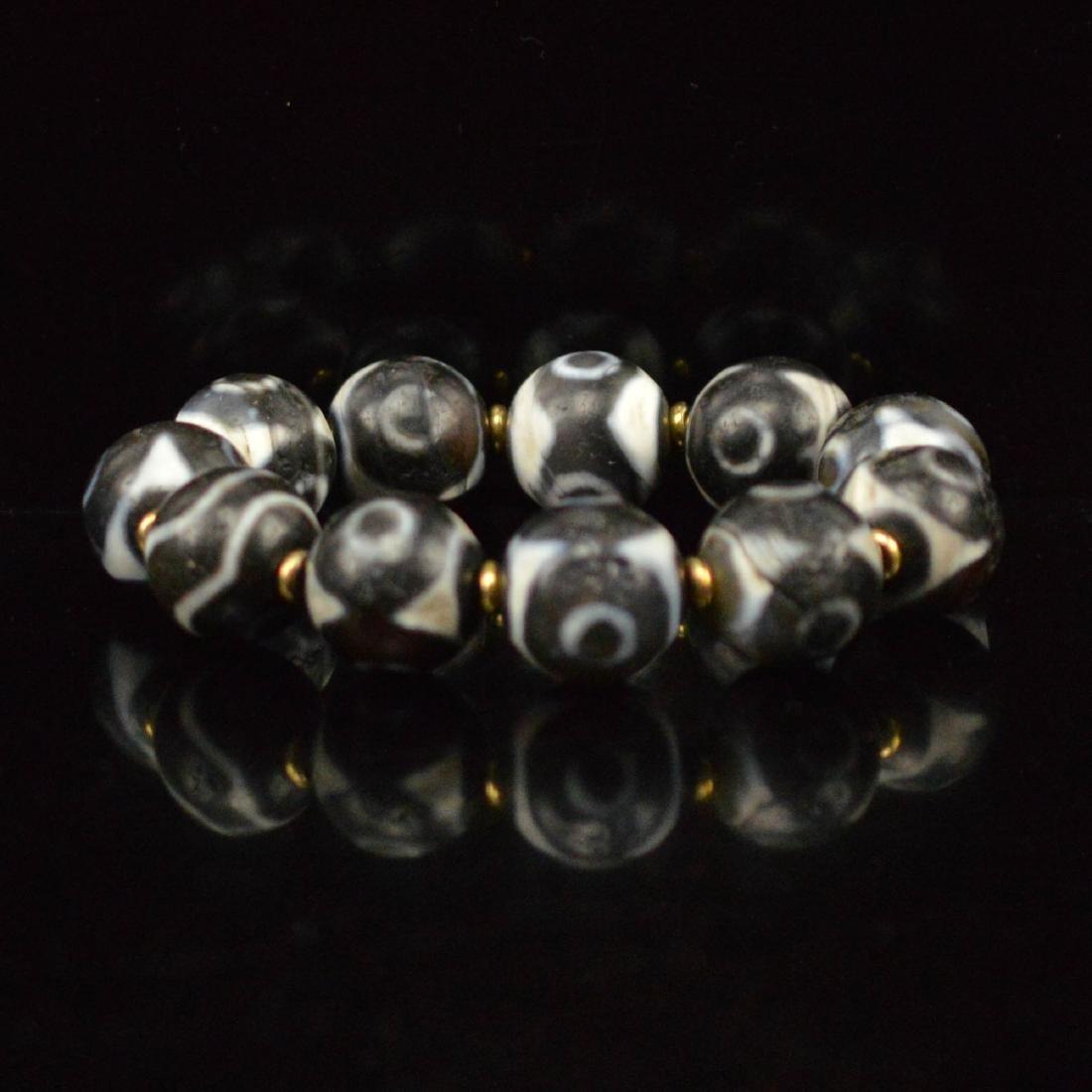Old DZI bracelet