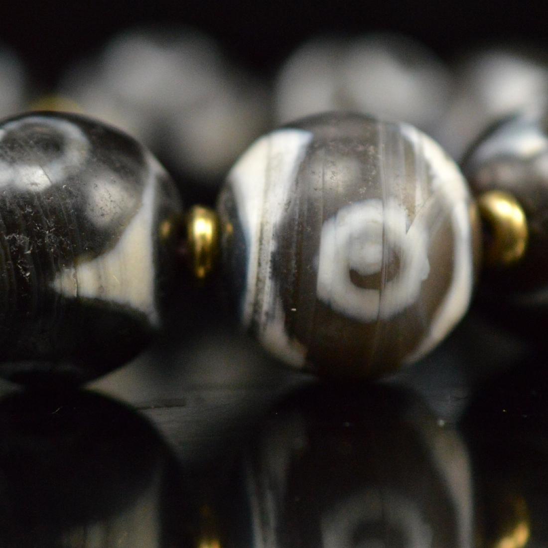 Old DZI bracelet - 3