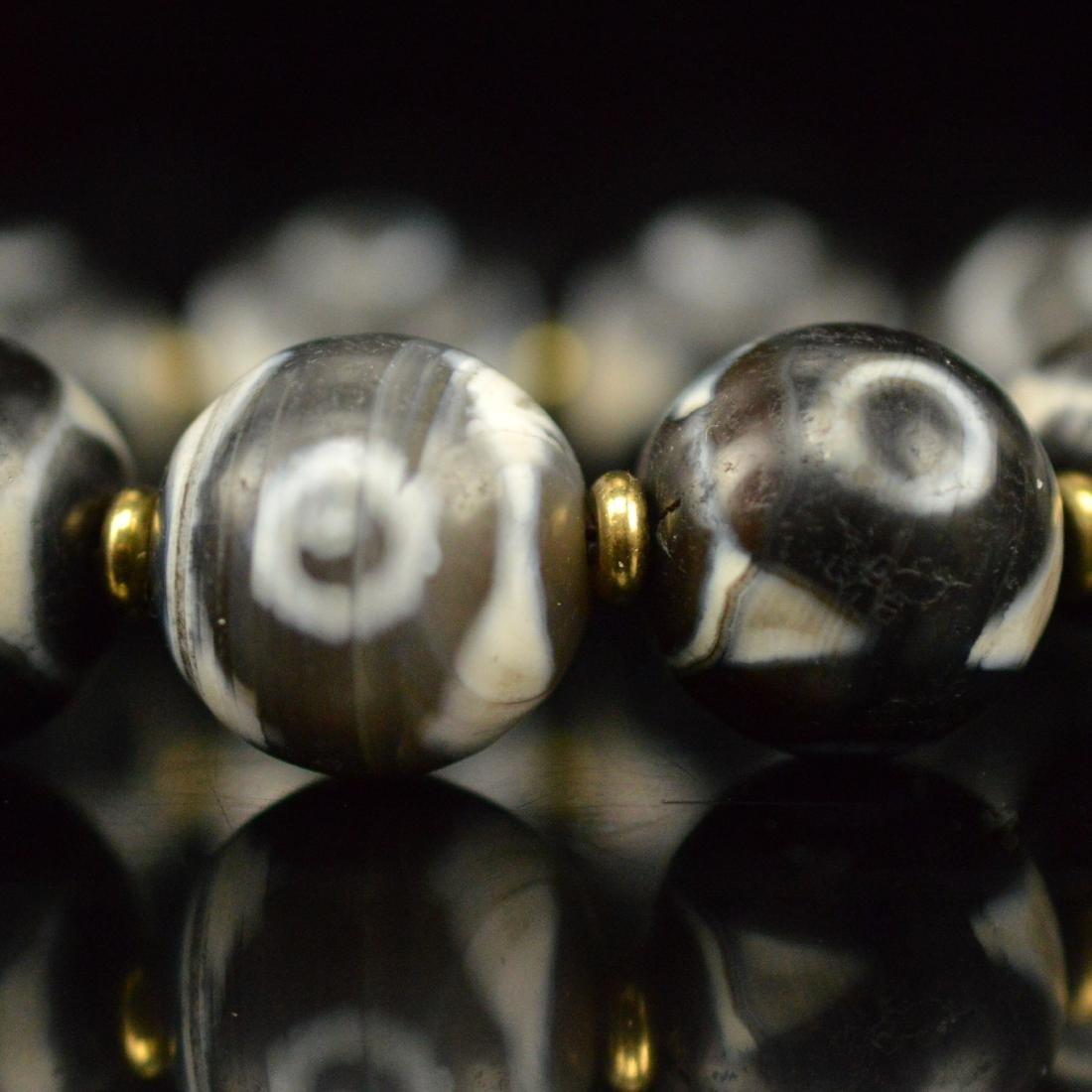 Old DZI bracelet - 4