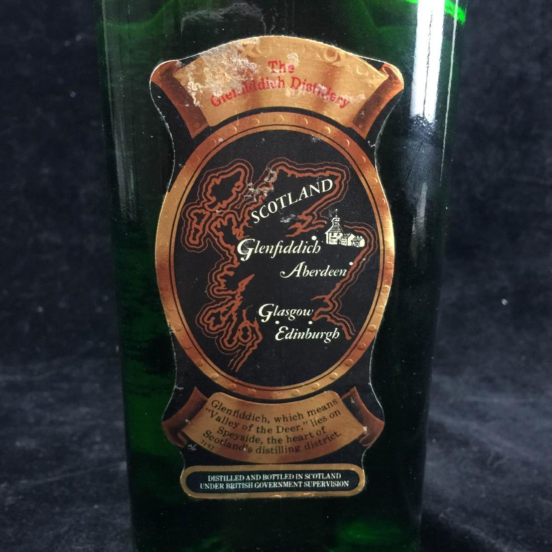 Old Glenfiddich Pure Malt - 3