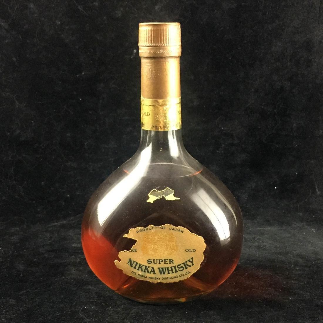 Old Super Nikka Whiskey