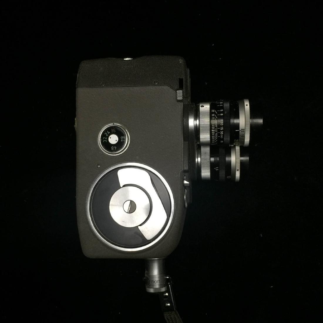 Cannon Movie Camera