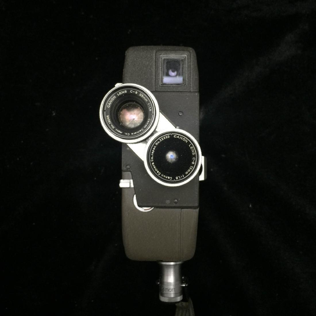 Cannon Movie Camera - 2