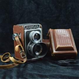 Ricoh Double Lenses Camera