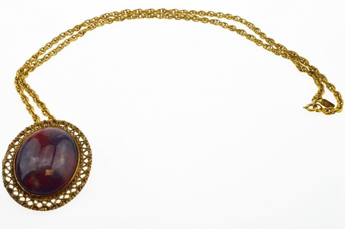 Natural Gem Necklace