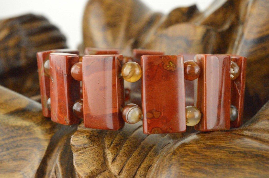 Nanhong Agate Bracelet