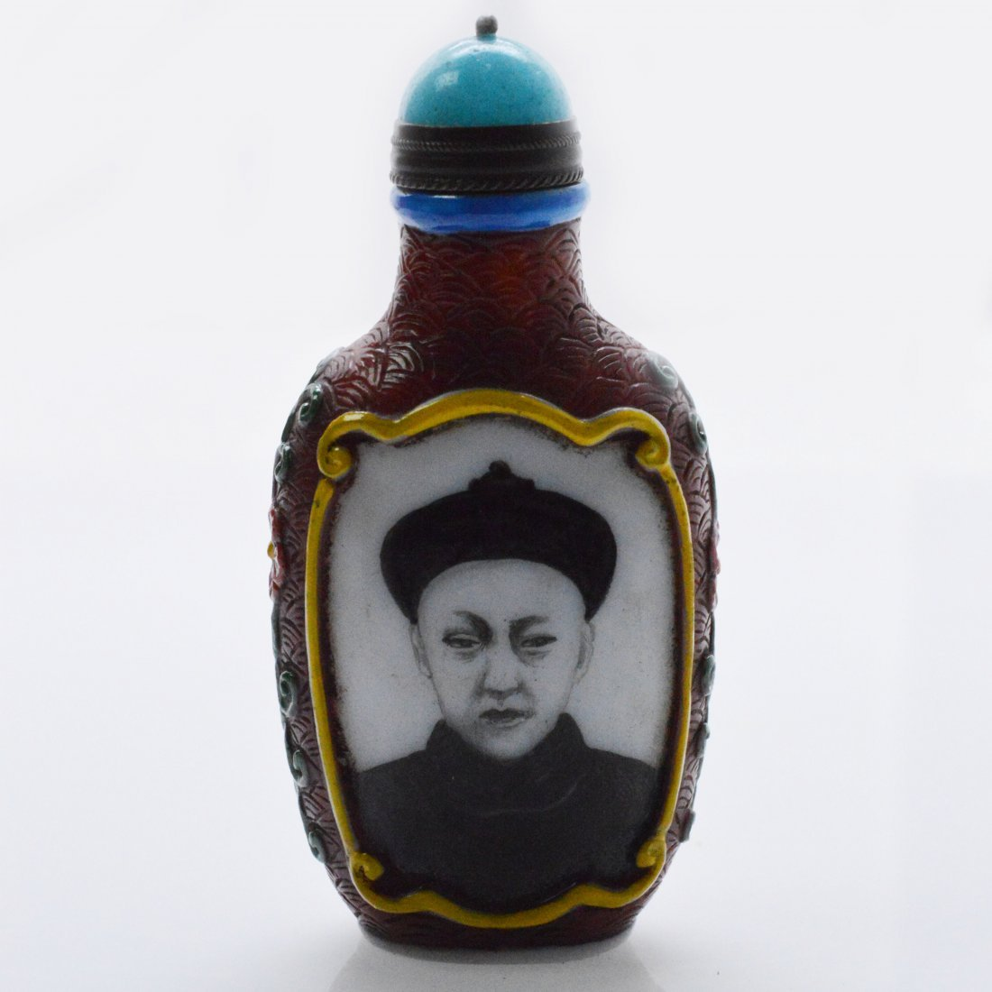 Liuli Xuan Tong Snuff Bottle