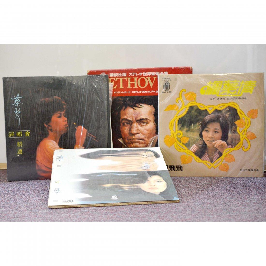 6 Gramophone Records