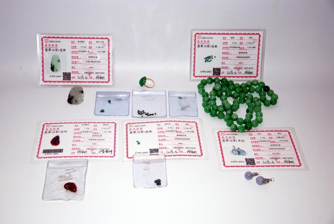 lotto n 9 oggetti vari