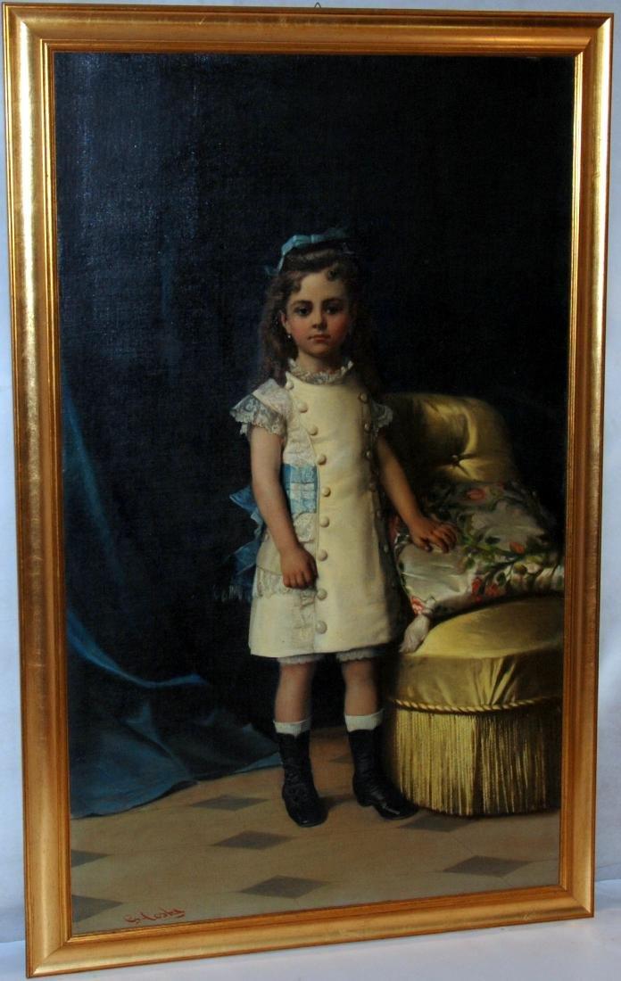 COSTA GIOVANNI BATTISTA (1858-1938)  Giovanni