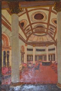 """""""Interior"""" by Unknown Artist"""