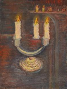 """""""Candles"""" by Unknown Artist"""
