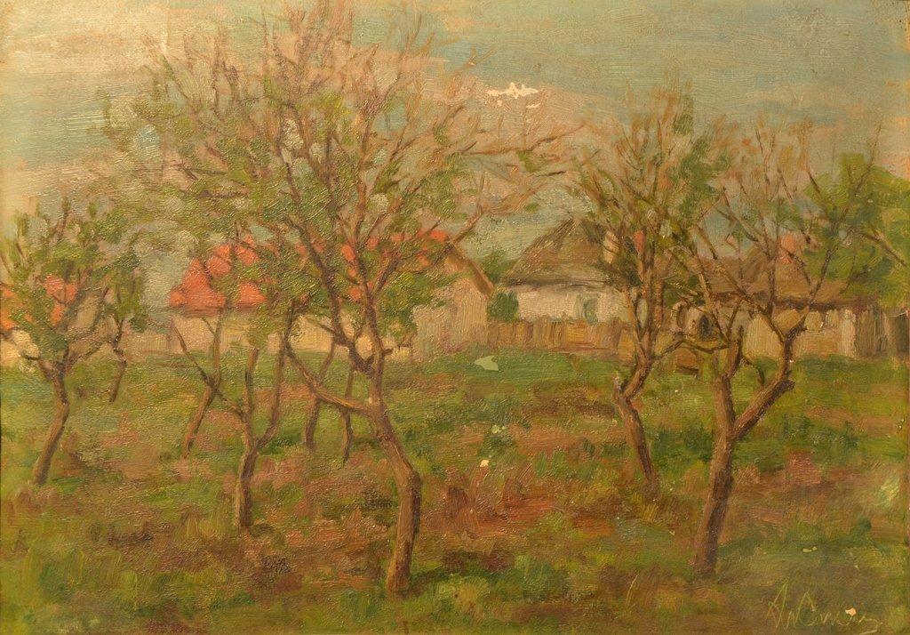 """Kokel Alexei (RUSSIAN/UKRAINIAN) """"Village garden"""""""