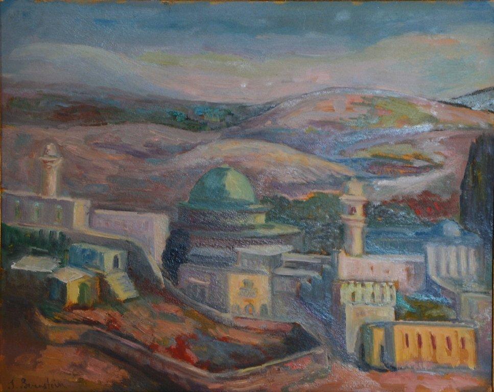 Salomon BERNSTEIN (RUSSIAN/ISRAEL)